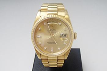 腕時計 ロレックス18238A 高価買取しました。