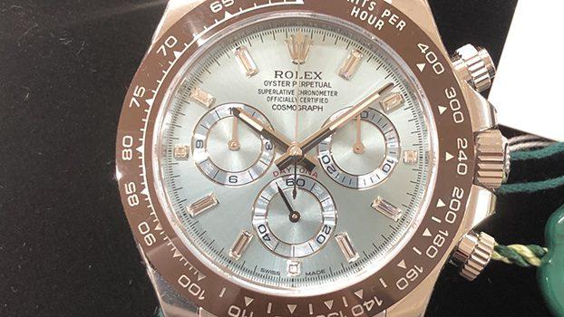 ロレックスのデイトナの有名モデル116506Aの価値をご紹介!