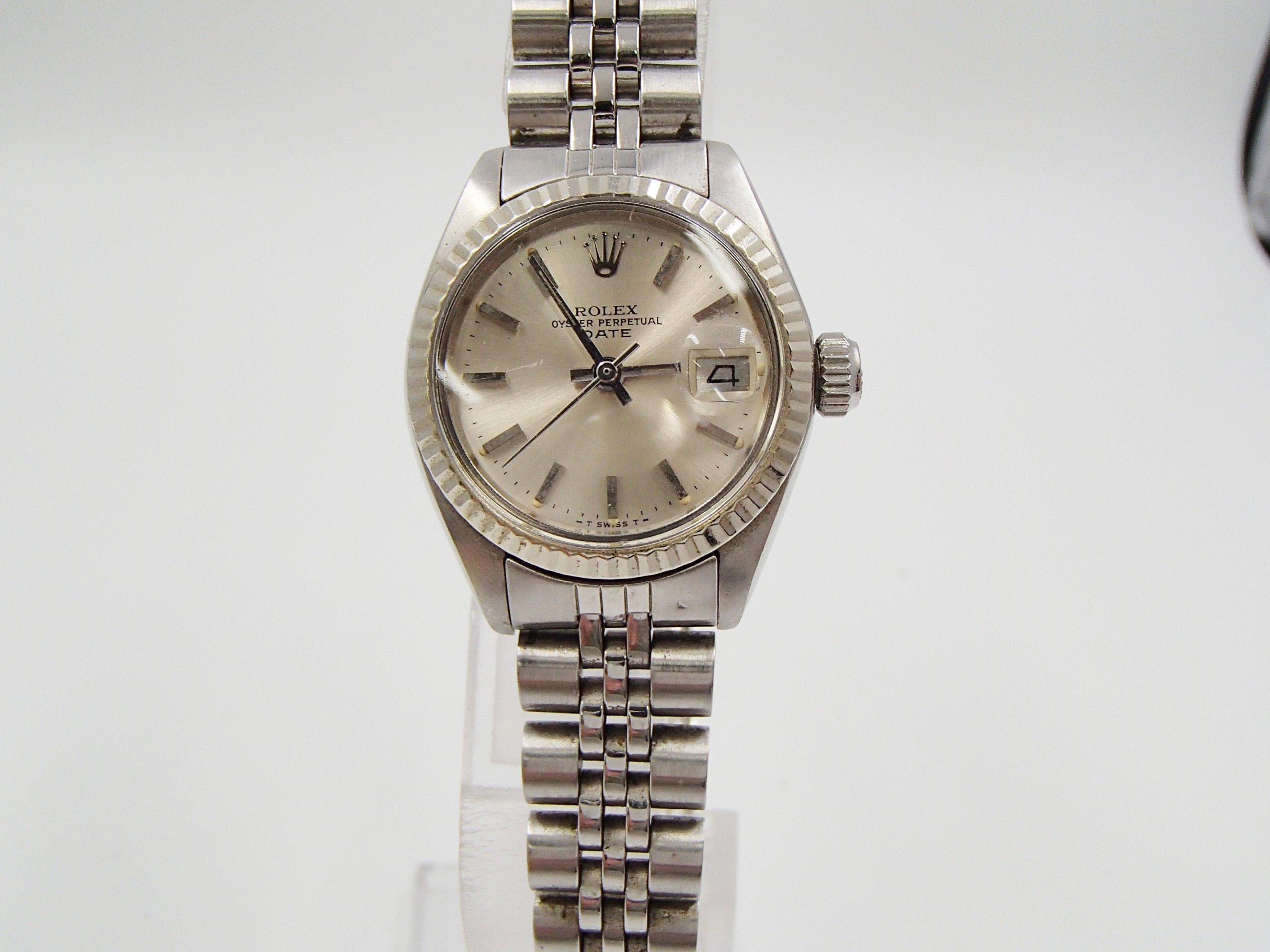 ロレックスのレディース時計を高額買取しました! 岐阜県のお客様